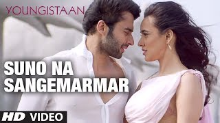 """Suno Na Sangemarmar"" Full Song Youngistaan Arijit Singh"