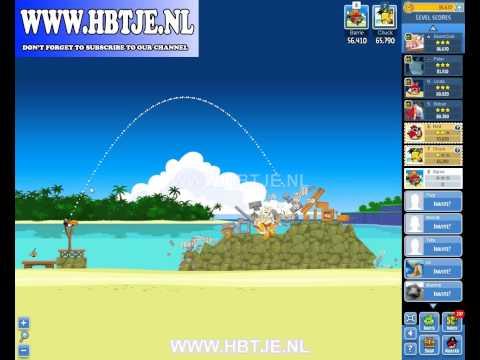 Angry Birds Friends Tournament Level 4 Week 66 (tournament 4) no power-ups