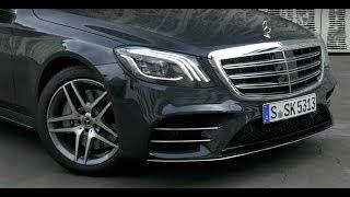 Тест-драйв обновленного Mercedes-Benz S-Class (10-минутная версия). АвтоВести выпуск Online. Видео Авто Вести Россия 24.