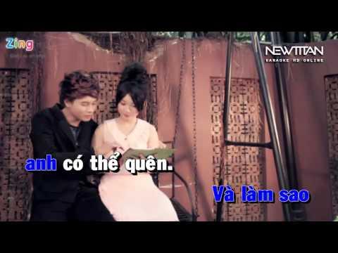karaoke HD NHÌN LẠI ANH EM NHÉ  (Singer : yuki huy nam beat gốc )