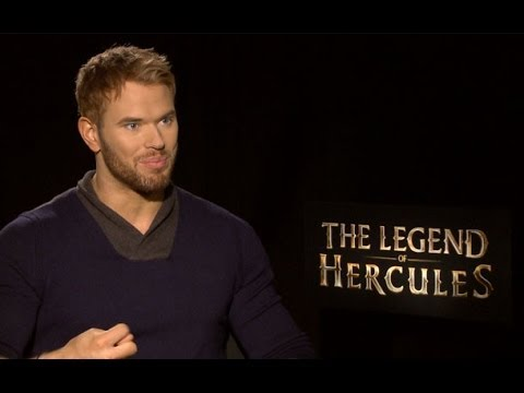 Kellan Lutz Packs on the Muscle for The Legend of Hercules