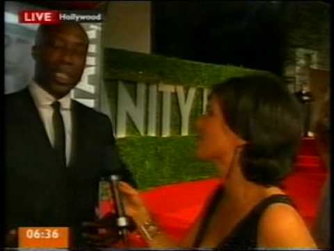 2009 ⎪ OZWALD BOATENG AT OSCARS, BBC BREAKFAST