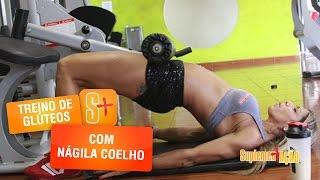 Treino de Panturrilha com Nágila Coelho