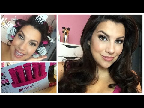 Conair Mini Pro Compact Hot Rollers Review