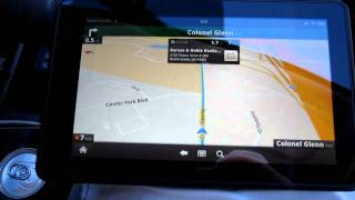 GPS Navigation On The Kindle Fire With TetherGPS