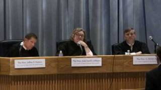 2009 William Minor Lile Moot Court Competition