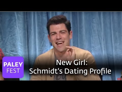 Youtube schmidt dating profile