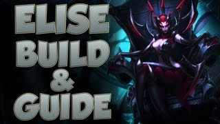 League Of Legends Elise Build With Commentary
