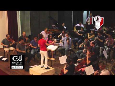 Orquestra Cidade de Joinville - Hino do JEC