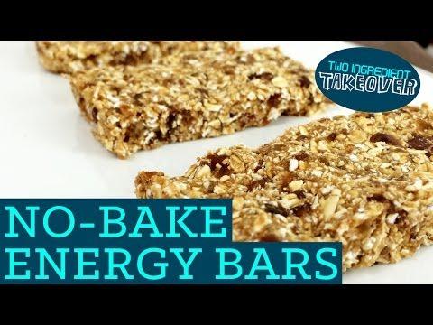 Homemade Energy Bar Recipe Nutrition - Energy Bar (Snack) Recipe
