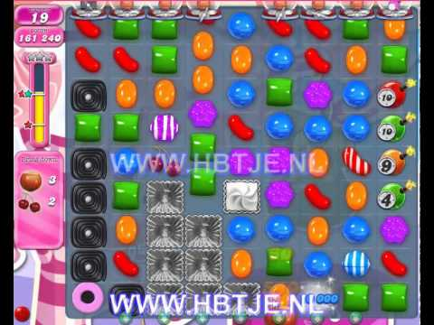 Candy Crush Saga level 495