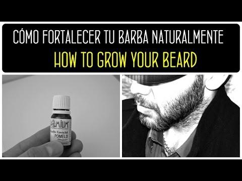 Cómo hacer crecer la barba más rápido. Cómo tener barba. How to beard. Crecimiento de la barba.
