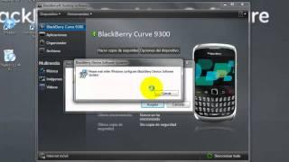 Actualizar Tu OS De Blackberry Usando Desktop S
