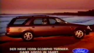 Ford Scorpio Turnier TV Spot 01