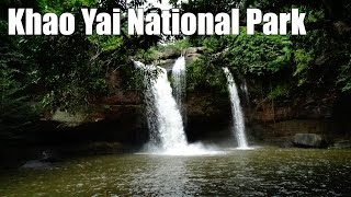 Khao Yai National Park in Northeastern Thailand