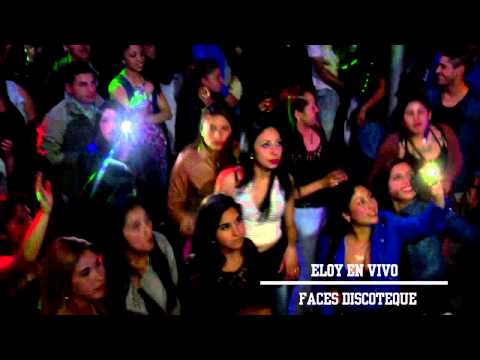 ELOY EN CHILE FACES DISCOTEQUE FIRST TV
