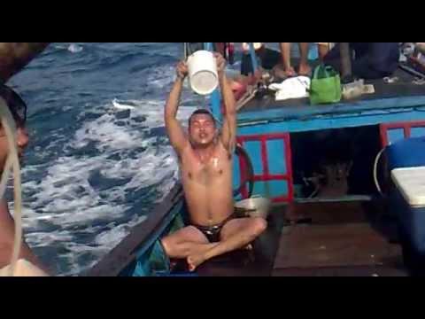 Tour Nha Trang: Tuấn