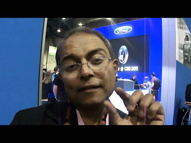 "Meet Ford Motor Company's ""What's Next Guy"" - Venkatesh Prasad"