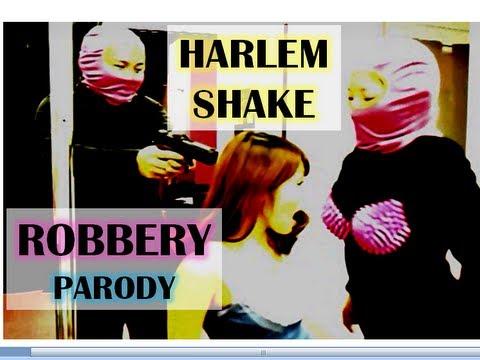 harlem shake parody