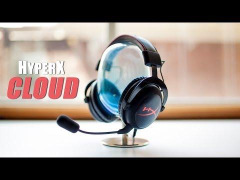 Kingston HyperX Cloud Gaming Headset Review