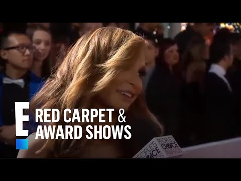 Naya Rivera Wins on the Red Carpet