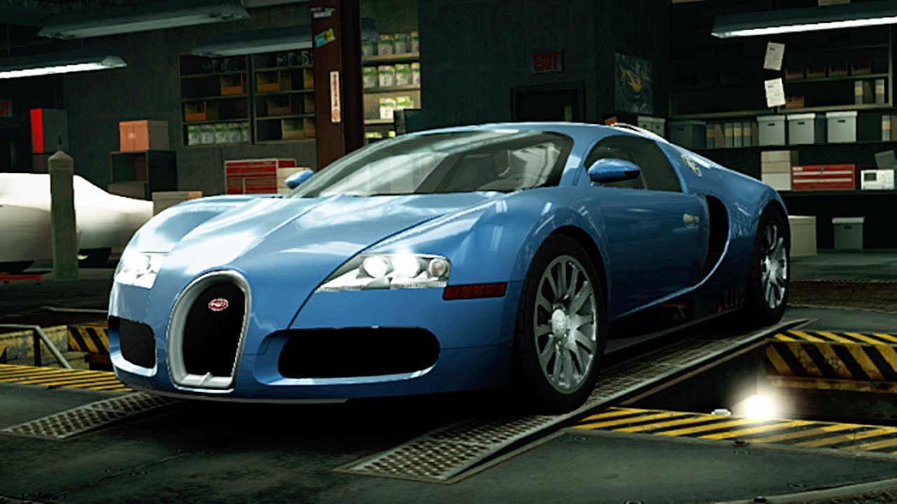 como consegui o bugatti veyron 16 4 no need for speed. Black Bedroom Furniture Sets. Home Design Ideas