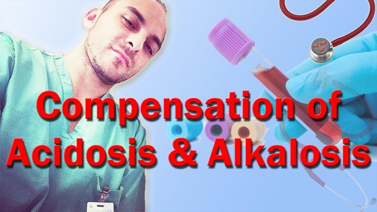metabolic respiratory acidosis alkalosis chart