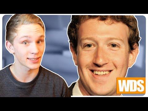 Fakten über Mark Zuckerberg