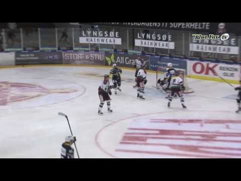 29-11-13 highlights Blue Fox - Odense Bulldogs