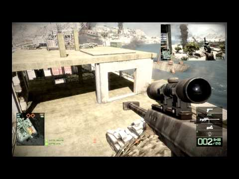 Battlefield: Bad Company 2 - Supply Ownage