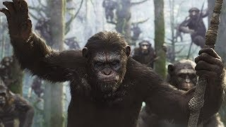 [The Onion Reviews 'Dawn of the Planet of the Apes'] Video