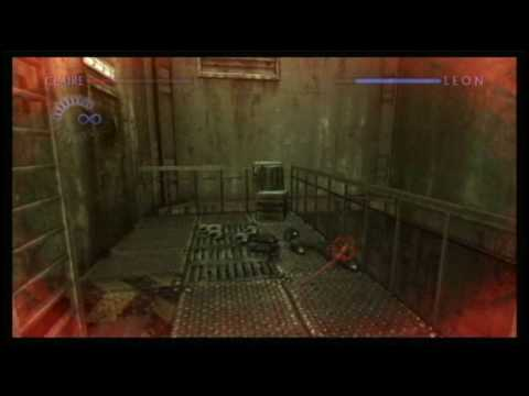 Resident Evil Darkside Chronicle - Locate Files Walkthrough (Part 11 William Transform)