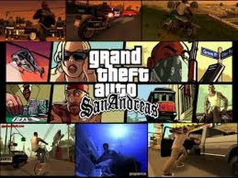 #35-Titanic-Let´s play GTA: SA (Grand Theft Auto: San Andreas)