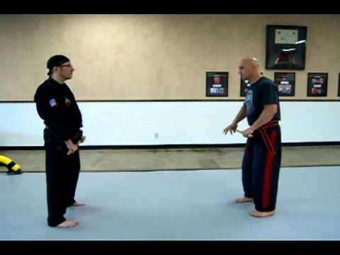 Modern Arnis 12 basic strikes Daren Reid Seminars student training aid