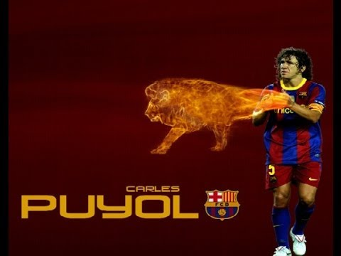 Carles Puyol ● The Story Of Hero ● 1999 - 2014 ● HD