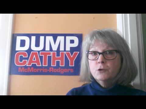 Dump Cathy McMorris-Rodgers