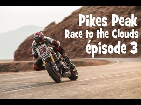 Episode 3 de Lolo Cochet à Pikes Peak.' title=