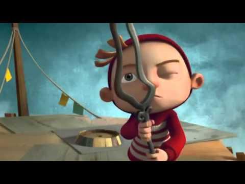 Phim hoạt hình 3d cute dễ thương