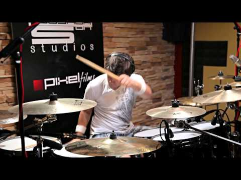 Cobus - BOB ft. Hayley Williams - Airplanes (Drum Cover Remix)