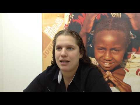 Mislaidy, refugiada cubana - Historias de refugiados