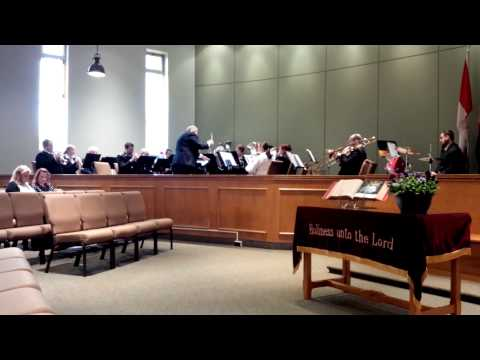 Oakville and Burlington Salvation Army Bands - Prelude 5of5
