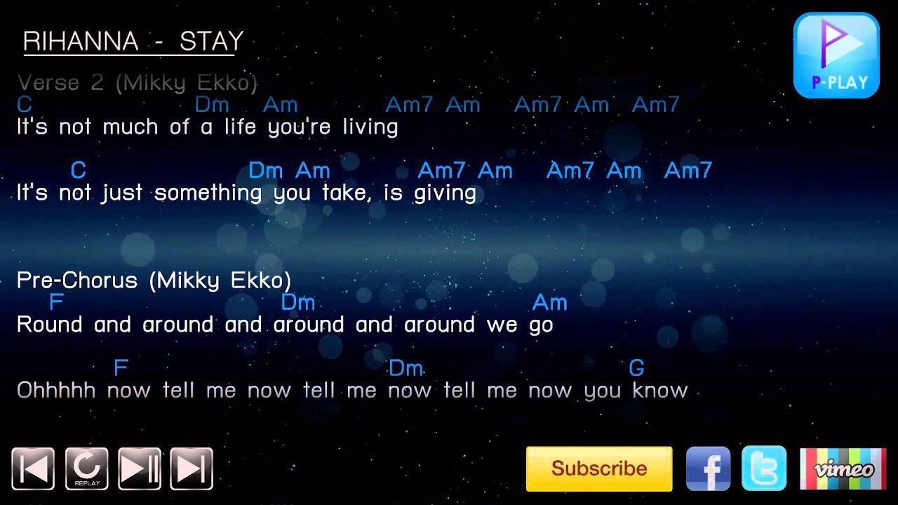 Rihanna fever lyrics