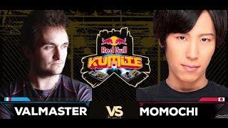 Red Bull Kumite 2016 : Momochi vs. Valmaster - Top 16