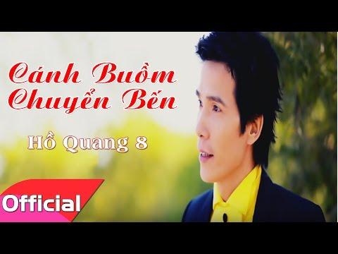 Cánh Buồm Chuyển Bến - Hồ Quang 8 [Karaoke Beat MV]