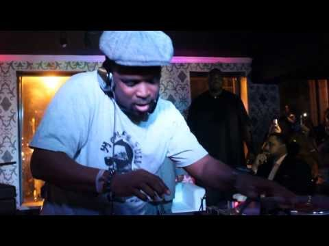 Stevie Wonder & DJ Spinna - Wonder-Full DC @Liv Nightclub