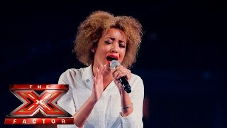 Keira Weathers sings I Will Always Love You | The 6 Chair Challenge | The X Factor UK 2015