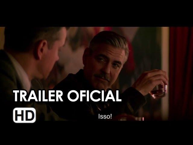 Os Caçadores de Obras-Primas - Trailer legendado (2014)