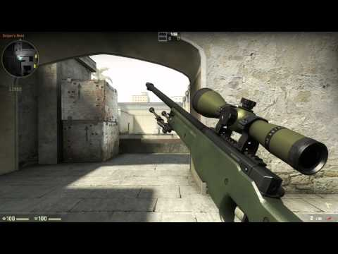 Counter Strike Global Offensive Beta all Guns and Equipment (so far) tests #1