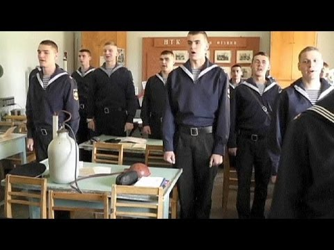 Russia or Ukraine? Sea cadets in Sevastopol told to choose