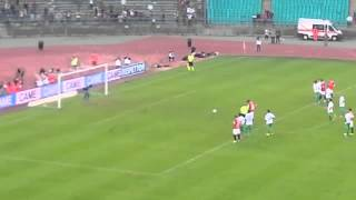 Bari-Avellino, la festa dei tifosi al gol di Caputo
